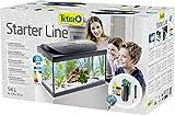 Tetra Starter Line Aquarium-Komplettset mit LED-Beleuchtung stabiles 54 Liter Einsteigerbecken mit Technik, Futter und Pflegemitteln - 3
