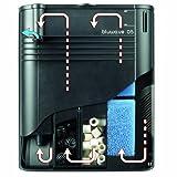 Ferplast 65082017 Aquarium CAYMAN 80 SCENIC, gewölbte Frontscheibe, Maße: 81,5 x 46 x 52,5 cm, 150 Liter, schwarz - 7